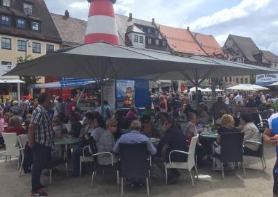 Hamburger Fischmarkt auf Tour in Altdorf