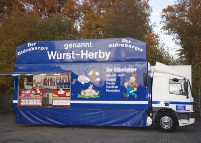 2.ter Wurst Wagen Wurst-Herby