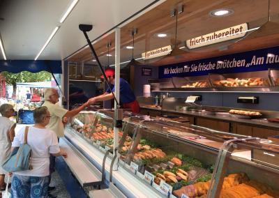 Käthe Kabeljau Hamburger Fischmarkt