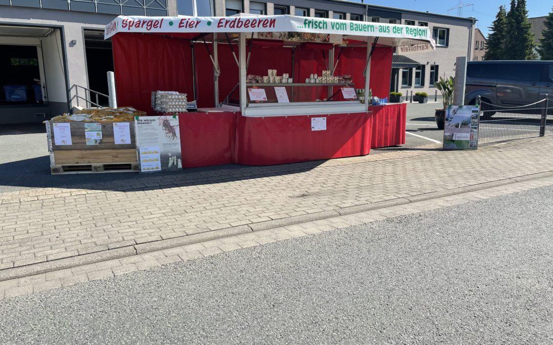 Unser Erdbeerverkauf Am Wulfter Turm 15, 49082 Osnabrück ab 29.05.2021